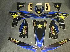 Yamaha YZF250 2010-2013 Factory FX Rockstar Energy graphics kit GR1158