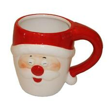 Laughing Jolly Santa Ceramic Father Christmas Mug Gift 7457