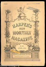 Harper's Monthly Magazine, Apr 1886, Neopolitan Sketches, Postmasters Experience
