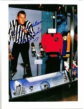 Frank Udvari, NHL Referee, Signed Photo, COA, UACC RD 036