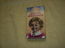 Kid in Africa Pardon My Pups Shirley Temple VHS