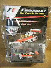 "Panini F1 Car collection.""McLAREN M23"" James Hunt 1976. Scale 1:43. New & Sealed"