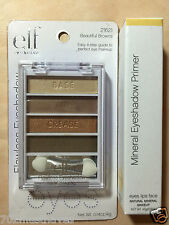 elf Flawless Eyeshadow Palette +Bonus Eyeshadow Primer BEAUTIFUL BROWNS 21621