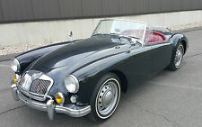 MG: MGA Roadster
