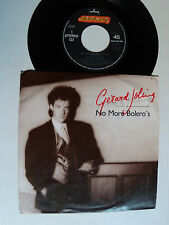 "GERARD JOLING : No more Bolero's / December in july 7"" Holland MERCURY 874338"
