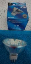 10 x GE Precise Standard MR16 50 Watt 12 Volt open fronted Light Bulbs New