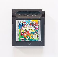 Game / Juego Game & Watch Gallery 3 Nintendo Game Boy (Original) (Eur) (GB)