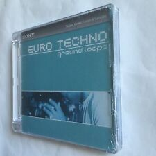 New Sony Samples ACID Loops Euro Techno 1 CD 16 Bit