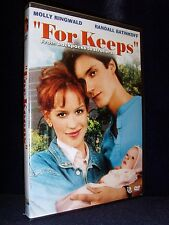 For Keeps (DVD, 2004) Mint Disc!•No Scratches!•USA•Out-of-Print!•Molly Ringwald