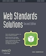Web Standards Solutions: The Markup and Style Handbook, Special Edition, Cederho