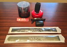 Whoop Strap 2.0 HR Fitness And Recovery Tracker Wrist HR 3 Straps INT'L SHIPPING
