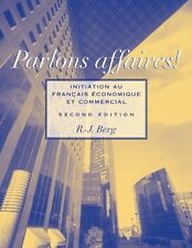 Parlons Affaires! by R Berg