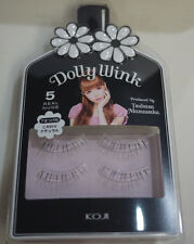 KOJI Dolly Wink False Eyelash No.5 Real Nude NEW
