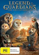 LEGEND OF THE GUARDIANS The Owls Of Ga'hoole DVD R4 - NEW
