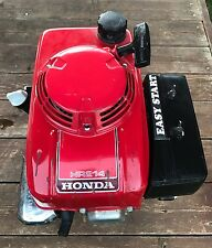 Honda GXV120  HR214 SX mower Engine 118cm^3 With Roto Clutch Motor No Carburetor