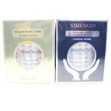 2 boxes new bulk lot SIMENGDI Bio-Gold Pearl Cream Skin Care Bio-silver S
