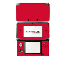 Vinyl Skin Decal Cover for Nintendo 3DS - Simply Red