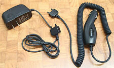 DC CAR + AC HOME CHARGER SET FOR SONY ERICSSON K750,  Z550, Z710, Z750a