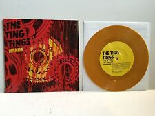 "The Ting Tings Hands Passion Pit Remix 7"" Orange color vinyl Record Store Day 10"
