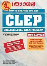 How to Prepare for the CLEP (Barron's How to Prepare for the Clep College-Level