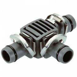 45035 20x17x3 cm 13-630-120 25er-Pack schwarz PLANT IT Standard-T-St/ück zur Schlauchverbindung 13 mm