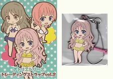 Atelier Series - Pic-Lil Figure Phone Strap - MERURU in Swimsuit