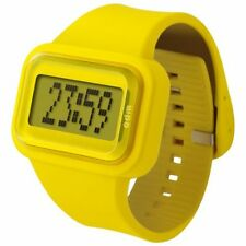 o.d.m. Men's DD125-6 Rainbow Digital Yellow Watch  ODM