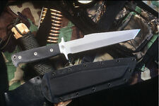 Entrek USA Falcon Fixed Blade Fighting Bowie Knife Made by Ray Ennis New
