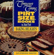 Baking Delights by Jean Pare (1995, Paperback)
