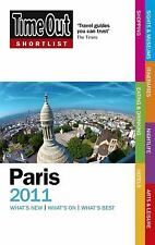 Time Out Shortlist Paris 2011, , New Books