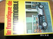 ** Fanatique de l'Automobile n°97 Donnet Dufaux Delahaye 175 CGV & Charron