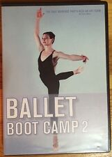 Ballet Boot Camp 2 (DVD, 2003)