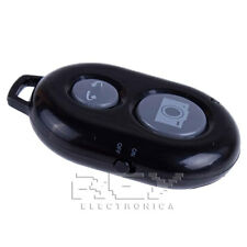 Mando a Distancia Cámara Fotos Teléfono Móvil Disparador SnapRemote Negro s189