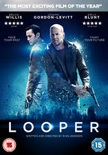 LOOPER - DVD - REGION 2 UK