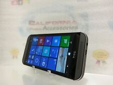 HTC One M8-32GB- Gray Verizon / Unlocked ( Windows Phone ) Good Shape**M8WinU