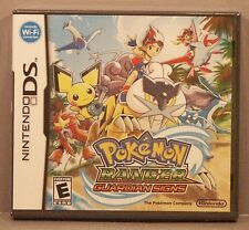 Pokemon Ranger: Guardian Signs (Nintendo DS 2010) SEALED BRAND NEW Out of Print