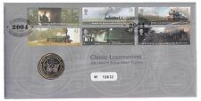 2004 Classic Locomotives Coin Cover with £2 Coin