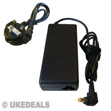19V 4.74A Acer Aspire Laptop Charger AC Adapter 1.7mm 90W + LEAD POWER CORD