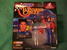 NASCAR STARTING LINEUP WINNER'S CIRCLE  1998  SERIES 1 JEFF GORDON DUPONT #24