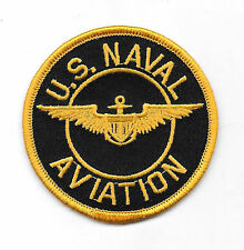 USN US NAVAL AVIATION  Emb Patch