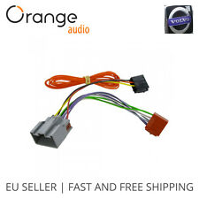 Wiring Harness Adapter for Volvo V50 2004- ISO stereo plug adaptor