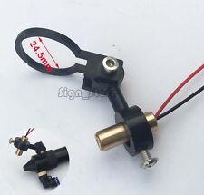Co2 Laser Head Focus Diode Module Red Dot Position DIY Engraver Cutter 5V Focal