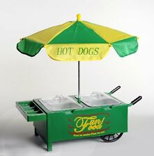 Old Fashioned Hot Dog Cart Table-Top New