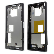 OEM Middle Plate Frame Replacement Parts for Sony Xperia Z5 Compact - Black