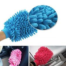 Super Microfiber Car Window Washing Home Cleaning Cloth Duster Towel Mitt RT