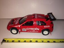 1:18 Scale Citroen ZX Rallye Raid 1996 Die Cast Model