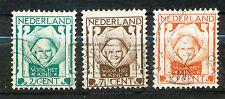 Nederland  141 - 143 gebruikt (1)