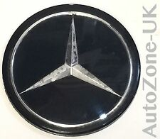 MERCEDES W123 STEERING WHEEL CENTRE BADGE LATER TYPE
