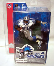 McFarlane Barry Sanders Super Bowl White Jersey Exclusive Figure Out Of 3,000