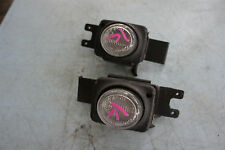 JDM Honda Stanley clear foglights fog lights lense eg6 eg9 cl1 bb4 civic prelude